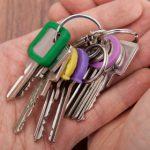 Koop een sleutelvinder en raak nooit meer uw sleutels kwijt